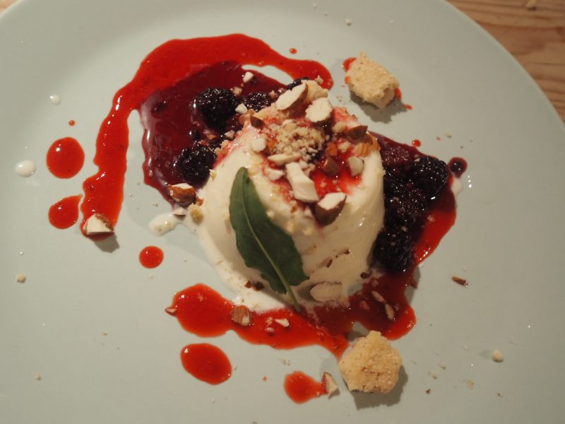 what-lizzy-loves-River-Cottage-panna-cotta-raspberries