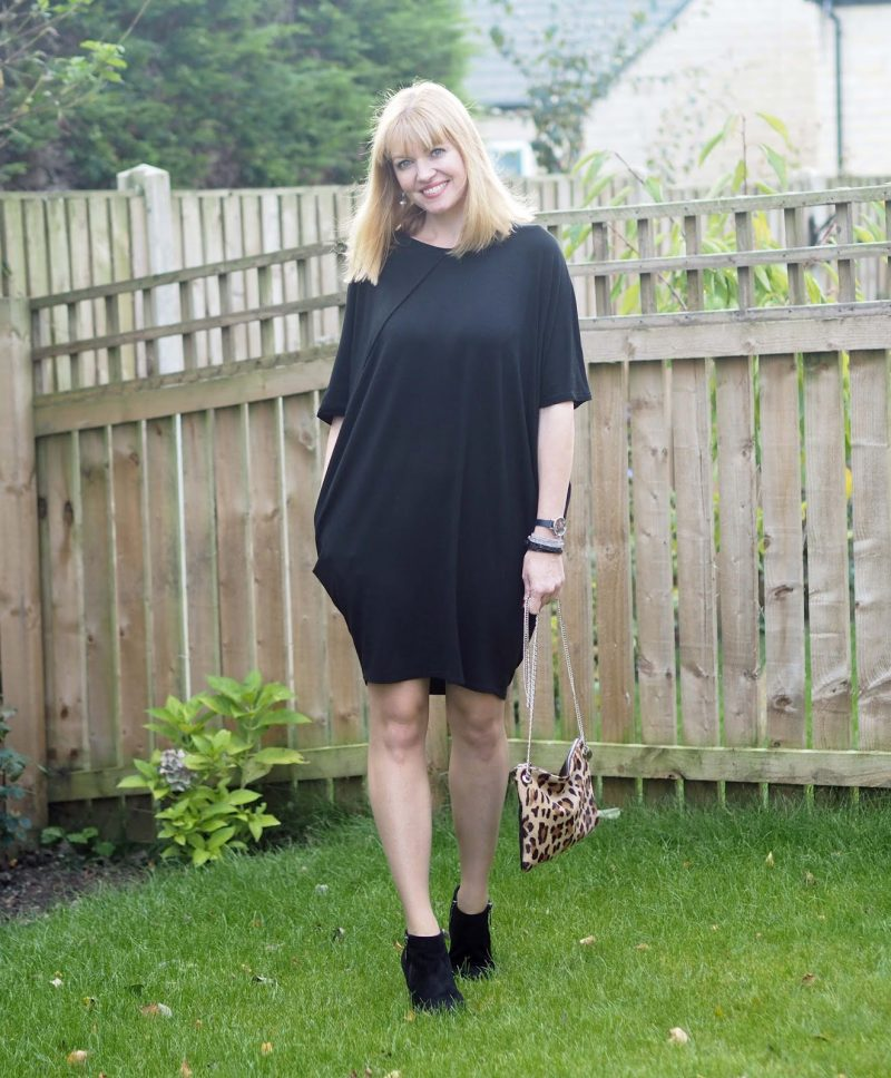 what-lizzy-loves-style-high-heeled-ankle-boots-cocoon-dress