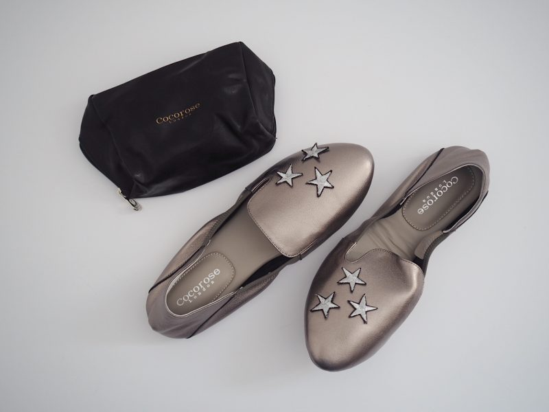 What-Lizzy-loves-cocorose-foldable-shoes-metallic-leather-stars