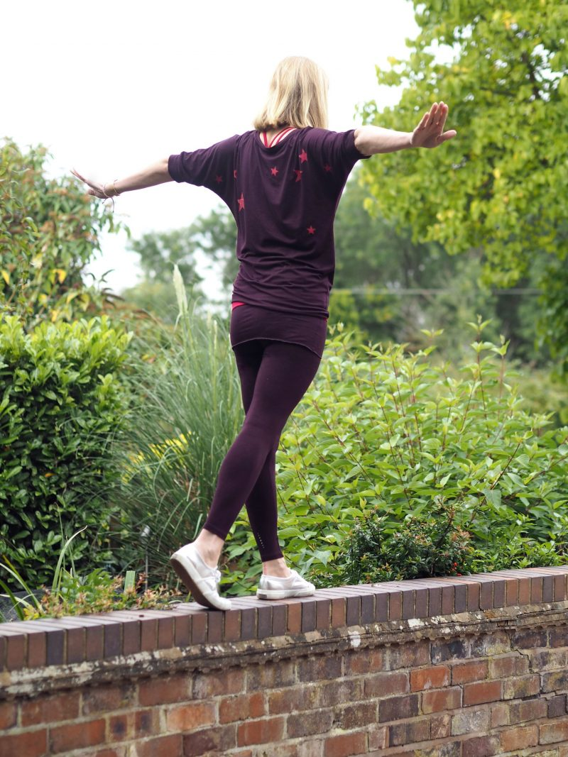 What Lizzy loves bamboo yoga clothes
