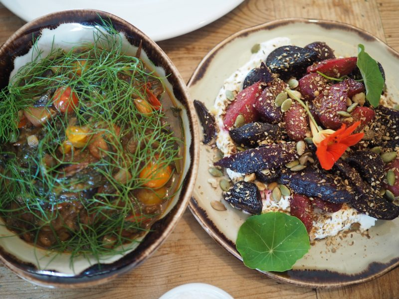 what-Lizzy-Loves-River-Cottage-lunch-tomatoes-dill