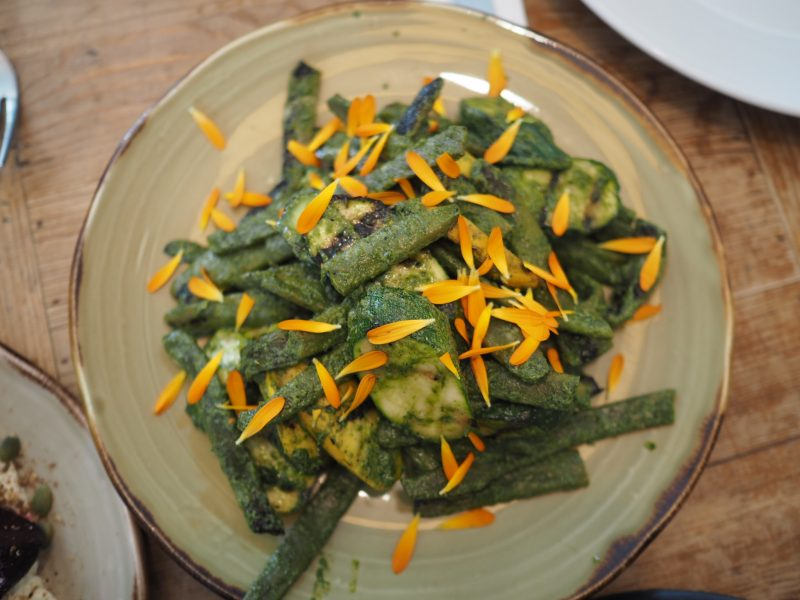 what-Lizzy-Loves-River-Cottage-beans-courgettes