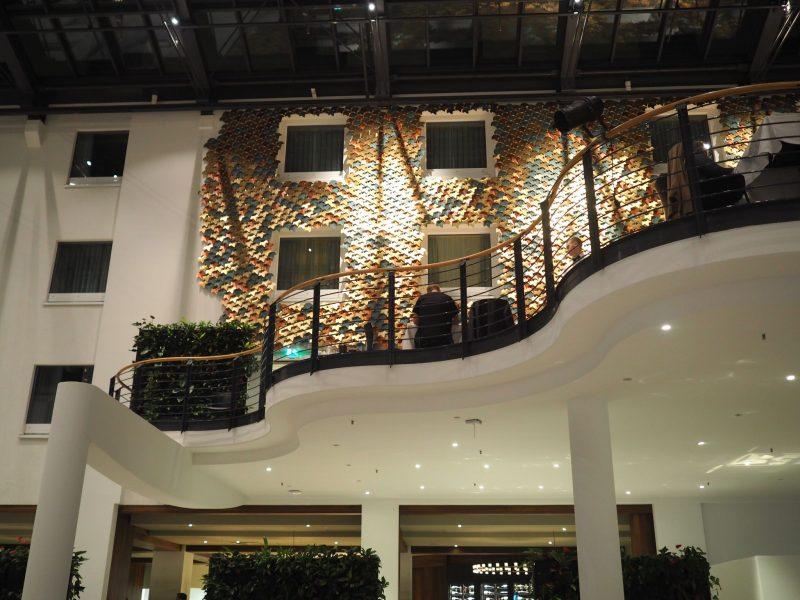 atrium Estrel hotel Berlin what Lizzy Loves blog