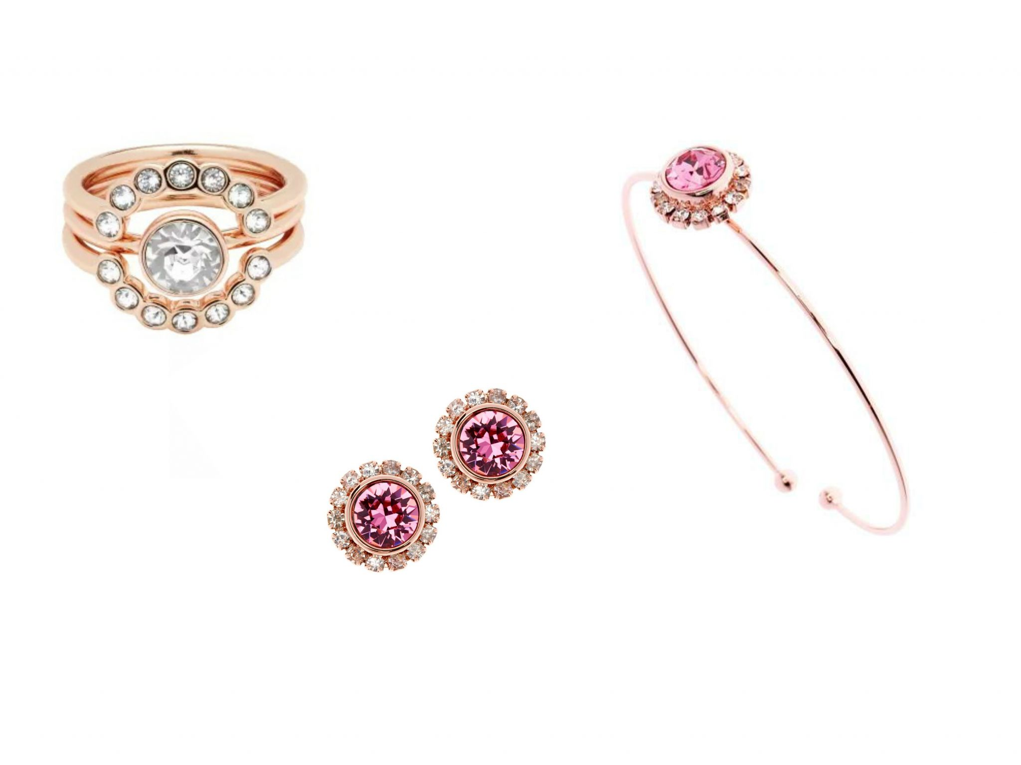 what lizzy loves rose gold jewellery black friday