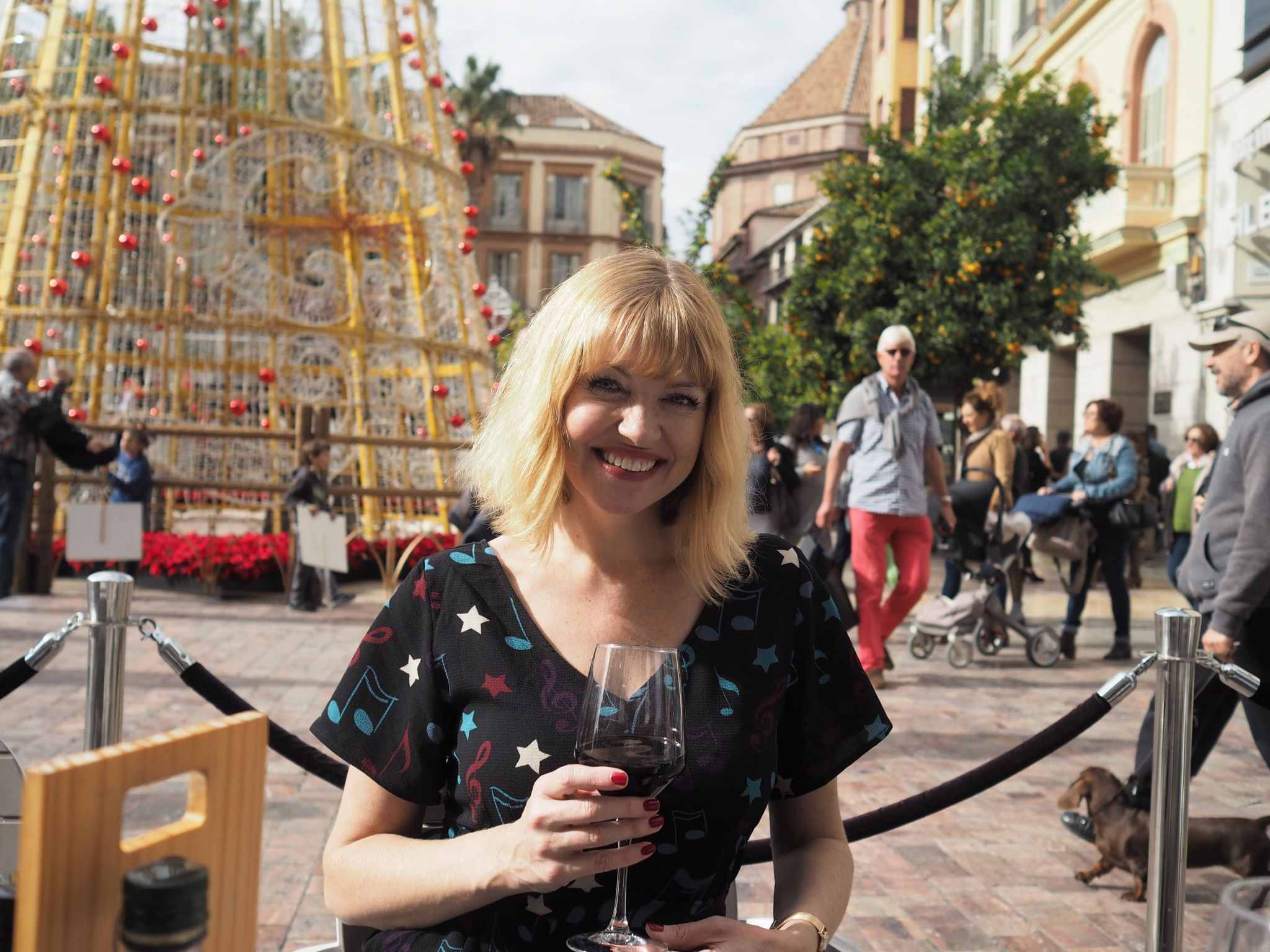What Lizzy Loves Malaga in November tapas