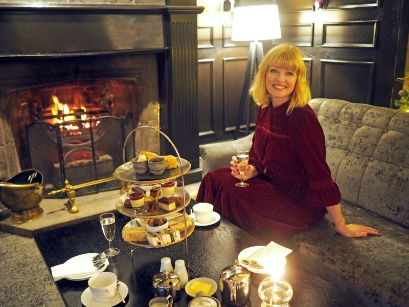 Festive Afternoon Tea At Stirk House, Gisburn