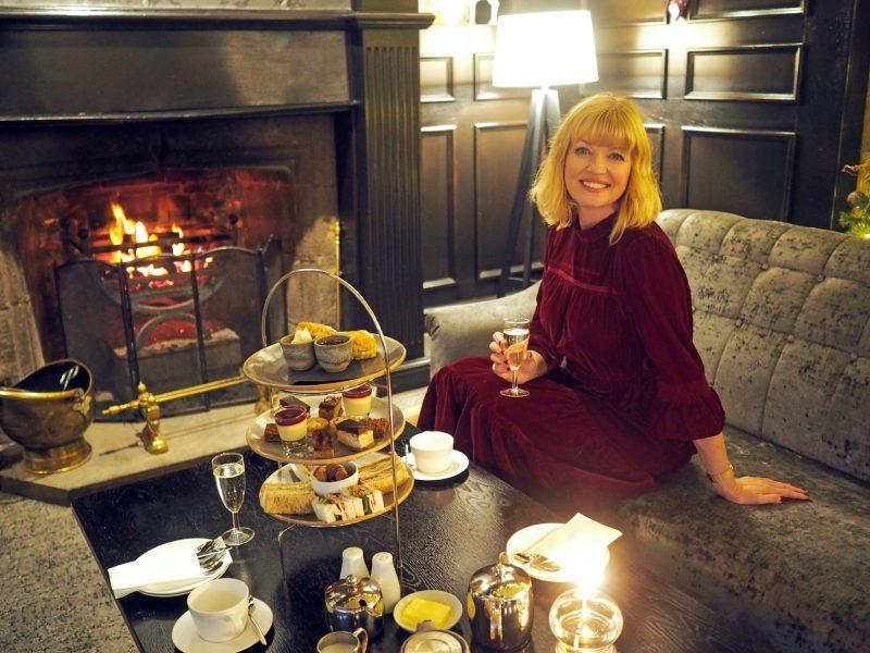 Festive Afternoon Tea At Stirk House, Gisburn