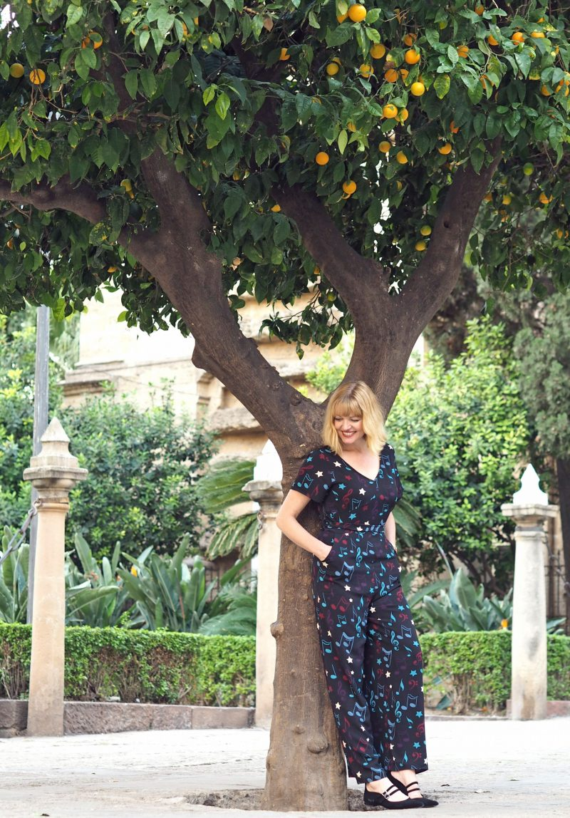 Malaga In November: The City Centre And Favourite Sights