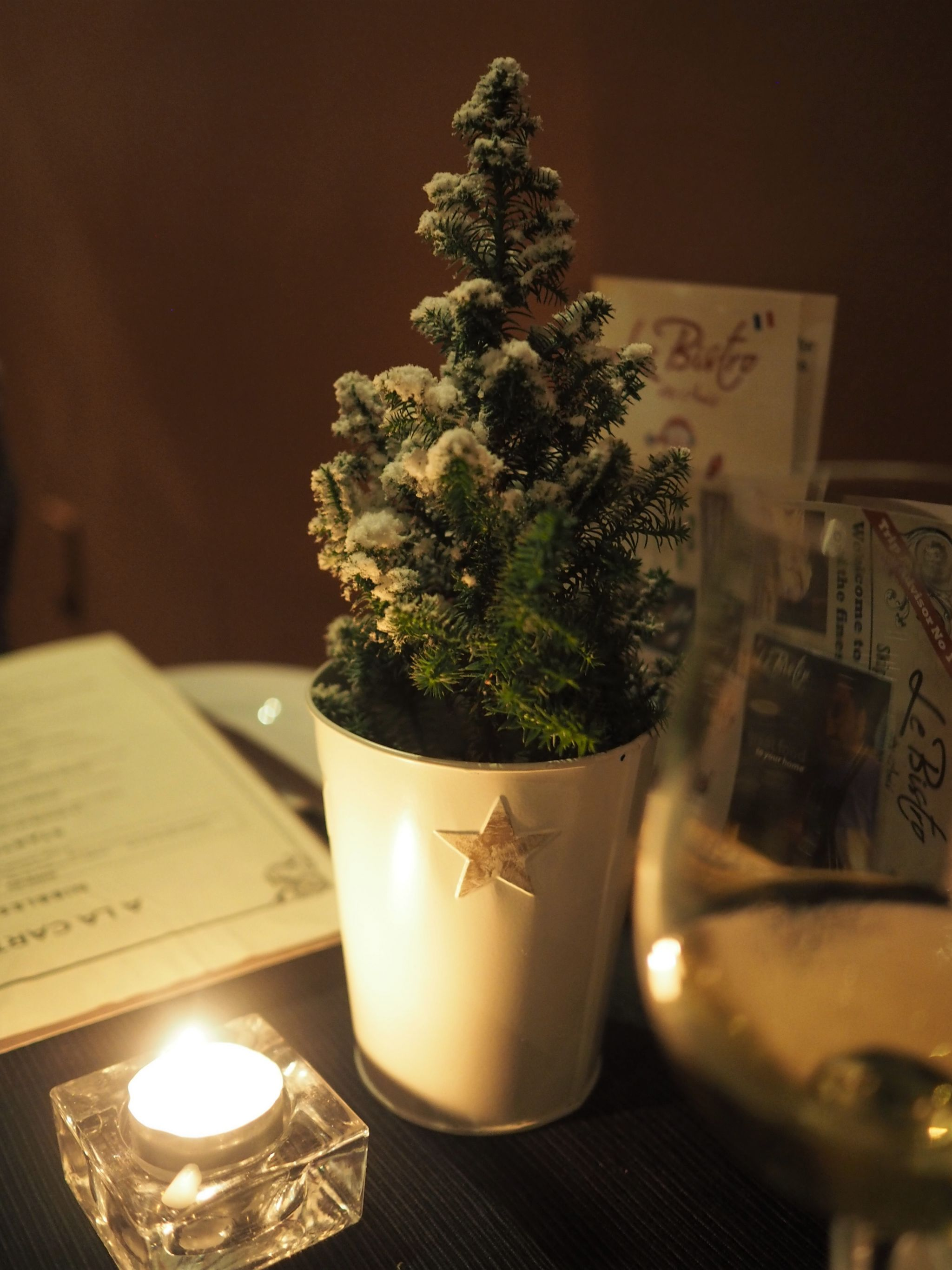 What Lizzy Loves mini christmas tree