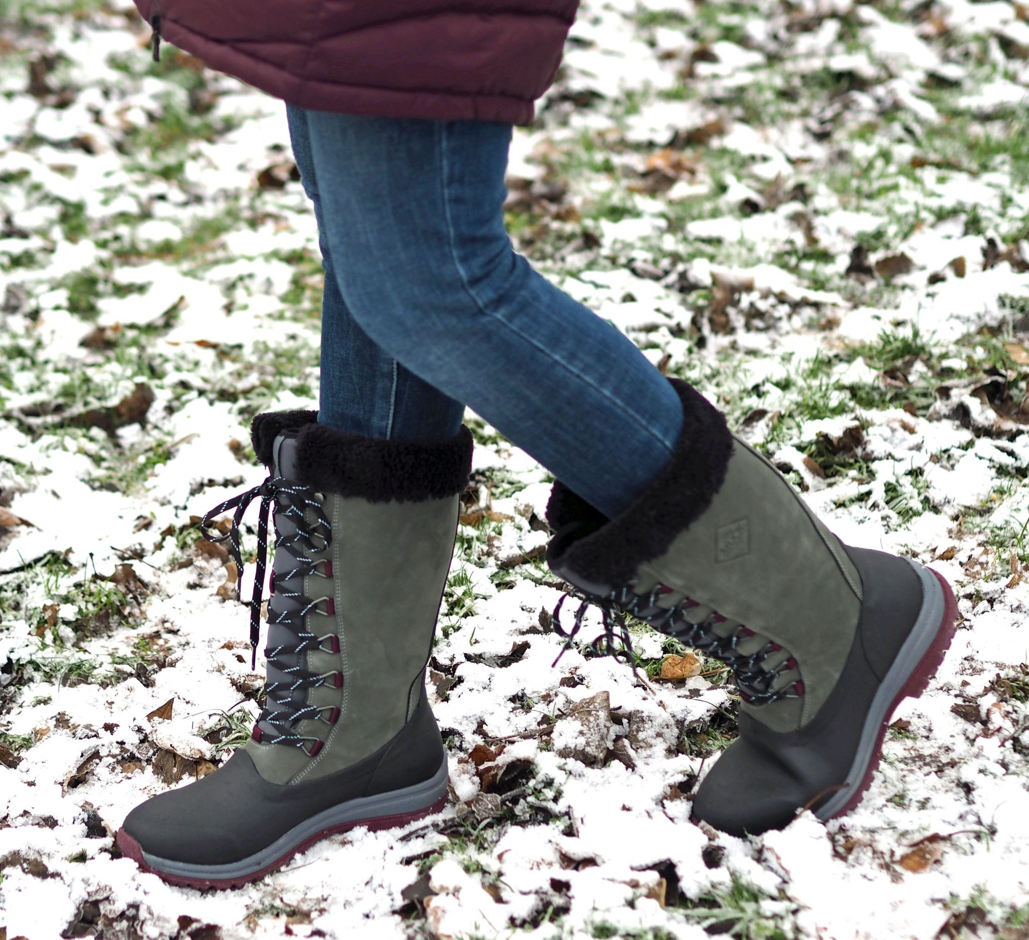 What Lizzy Loves Muck Boots Arctic Apres
