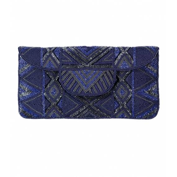 what-lizzy-loves-blue-beaded-clutch
