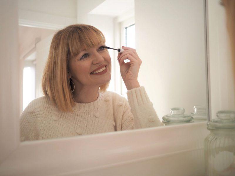 What Lizzy Loves mascara for sensitive eyes and eyelashes