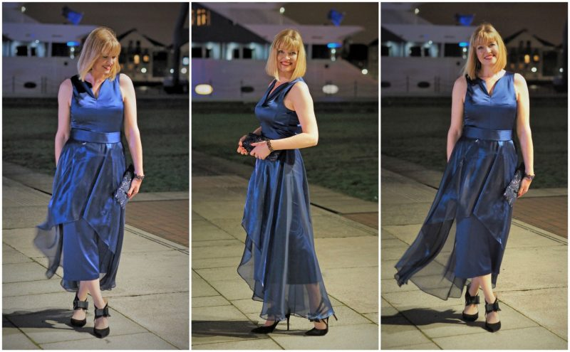 what-lizzy-loves-black-tie-outfit-blue-high-low-dress