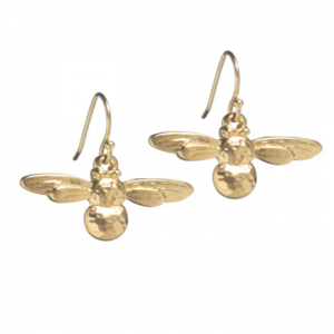 What-Lizzy-Loves-Danon-Gold-Honey-Bee-earrings