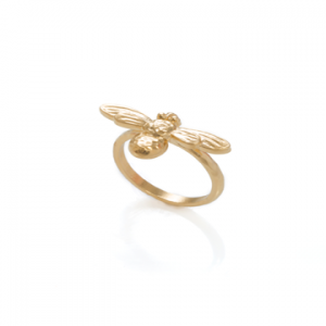 what-Lizzy-Loves-Danon-Gold-Honey-Bee-ring