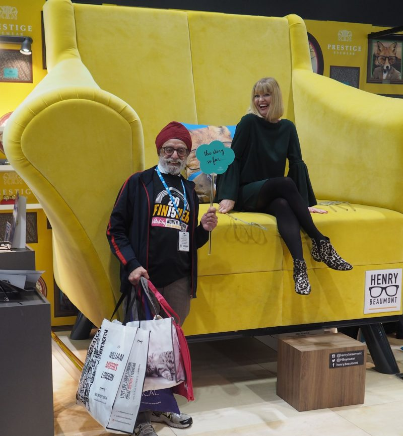 what-lizzy-loves-100%-optical-2018-Henry Beaumont Yellow Chair