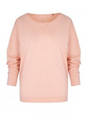 Asquith top, Oyster pink