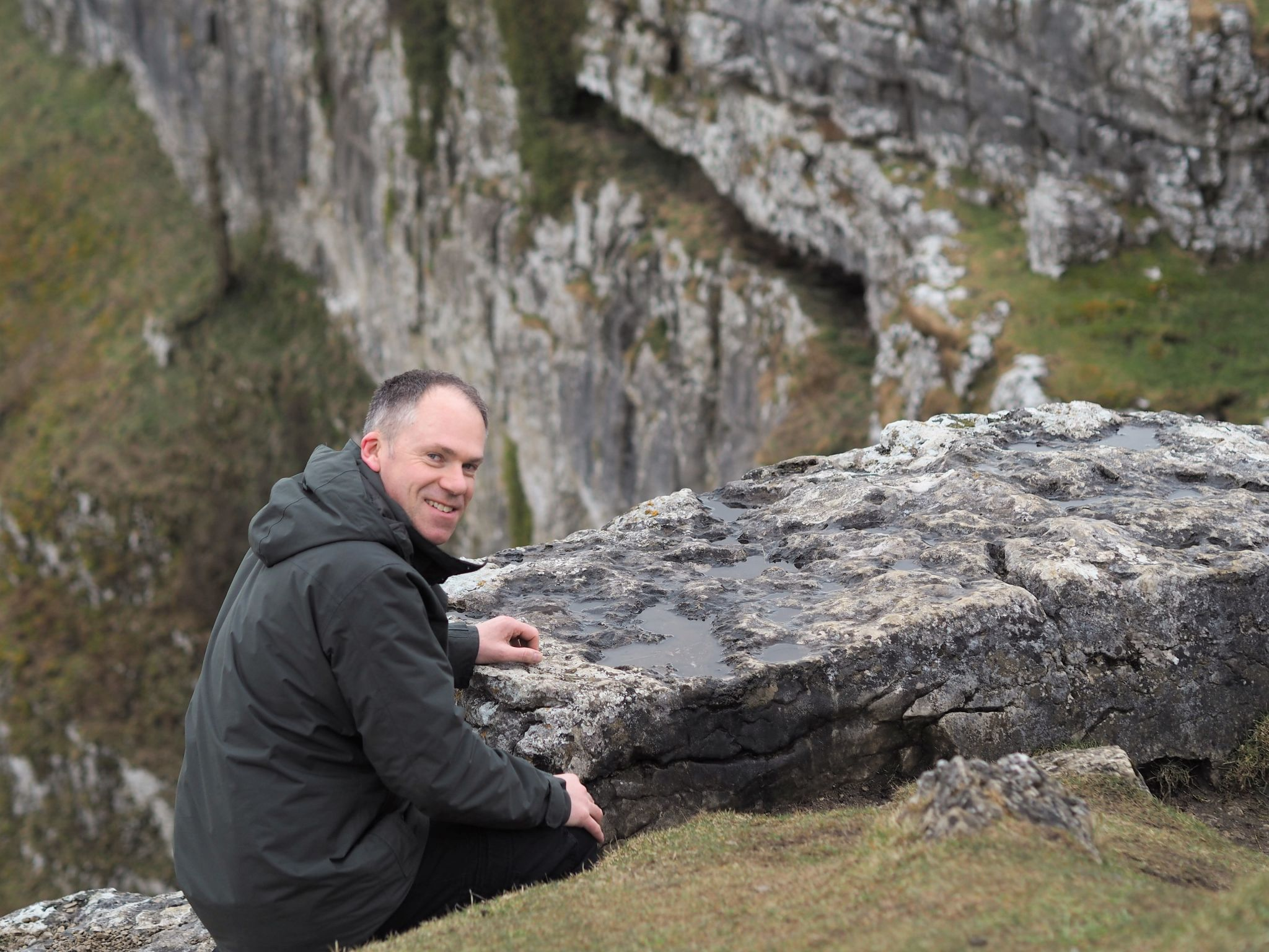What Lizzy Loves Ian Malham cove