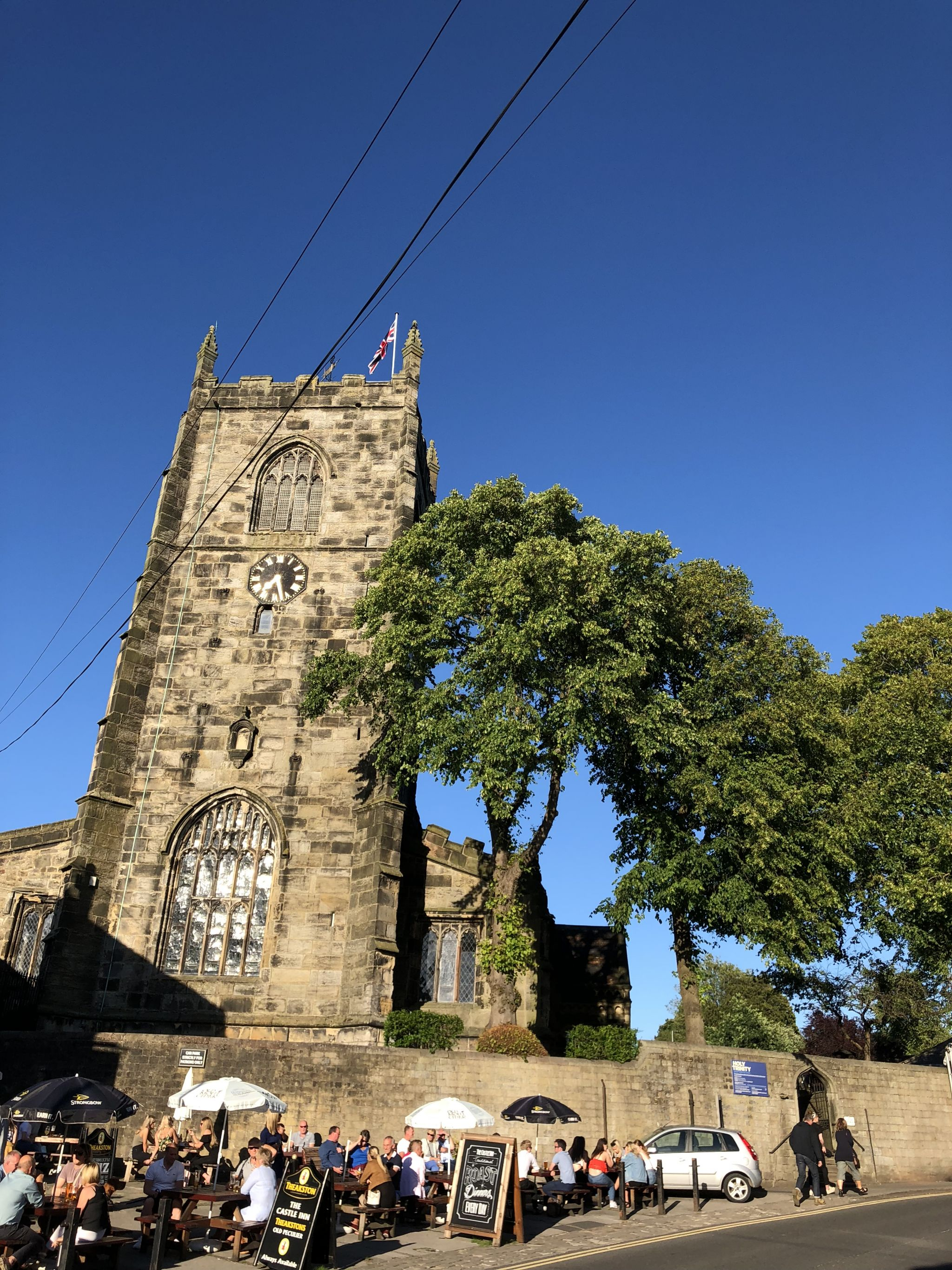 what lizzy loves skipton church