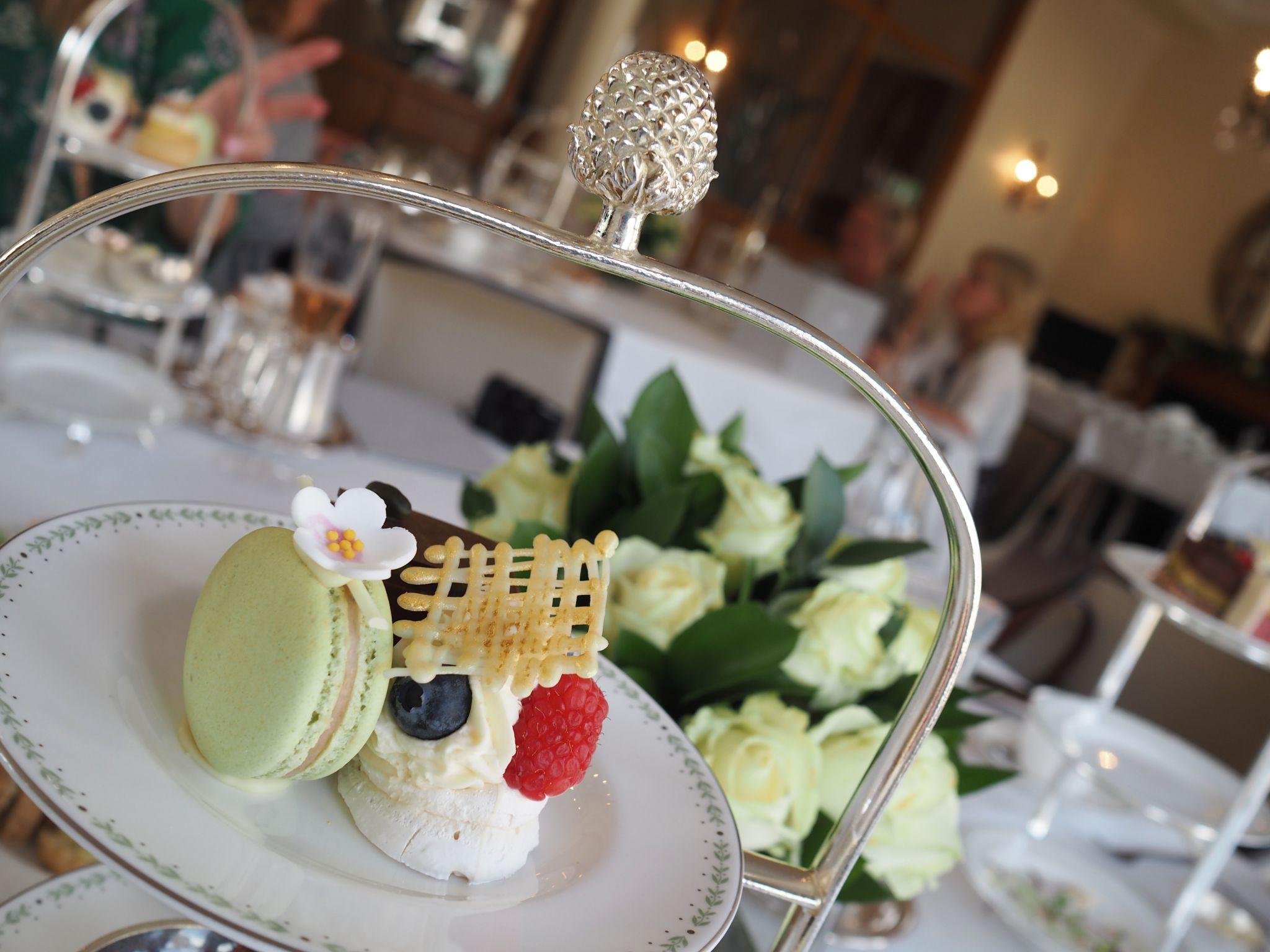 Bettys afternoon tea cakes