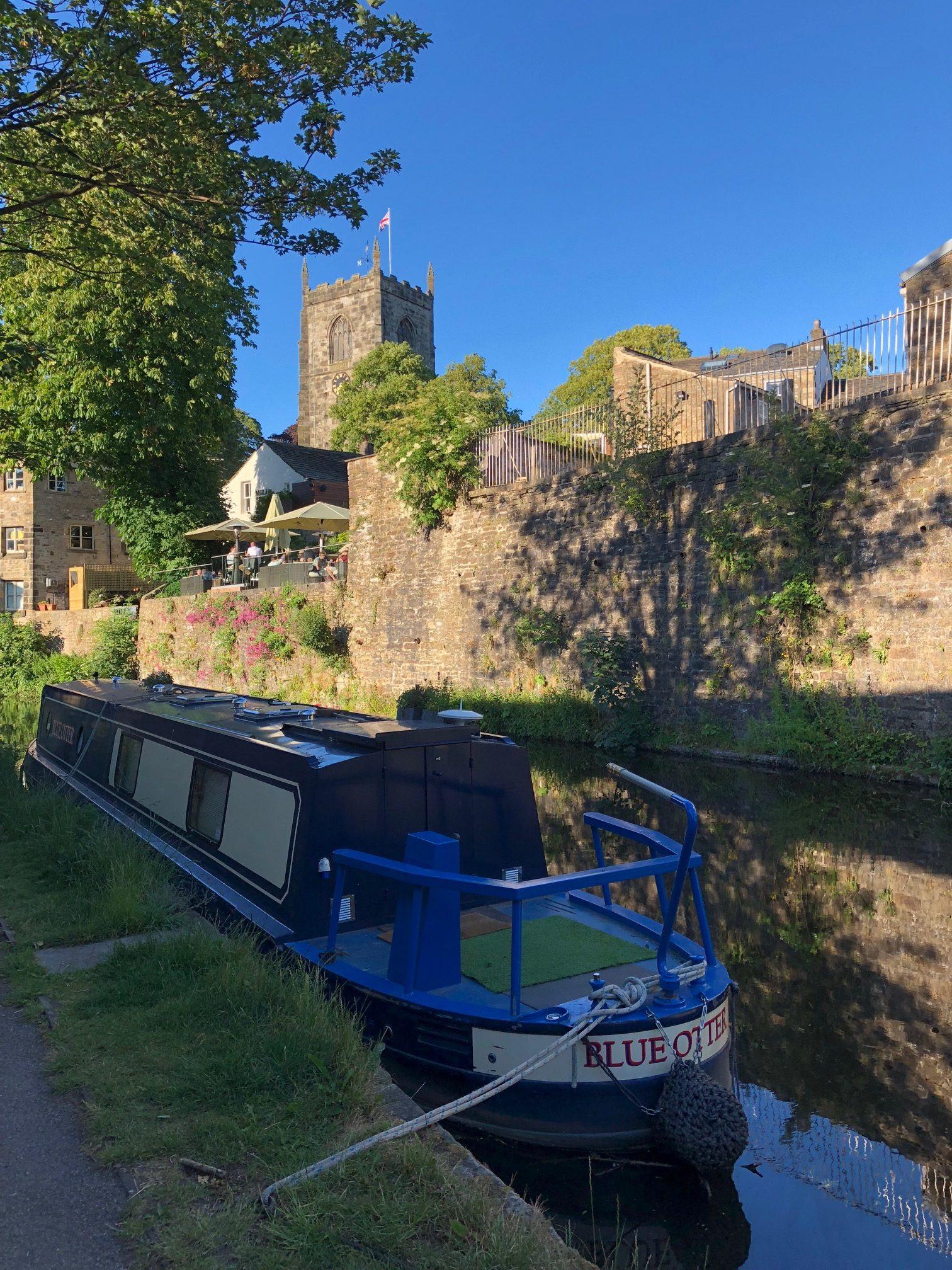 skipto canal boat midsummer