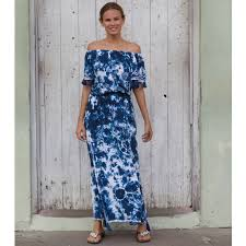 Aspiga Tie Dye Dress