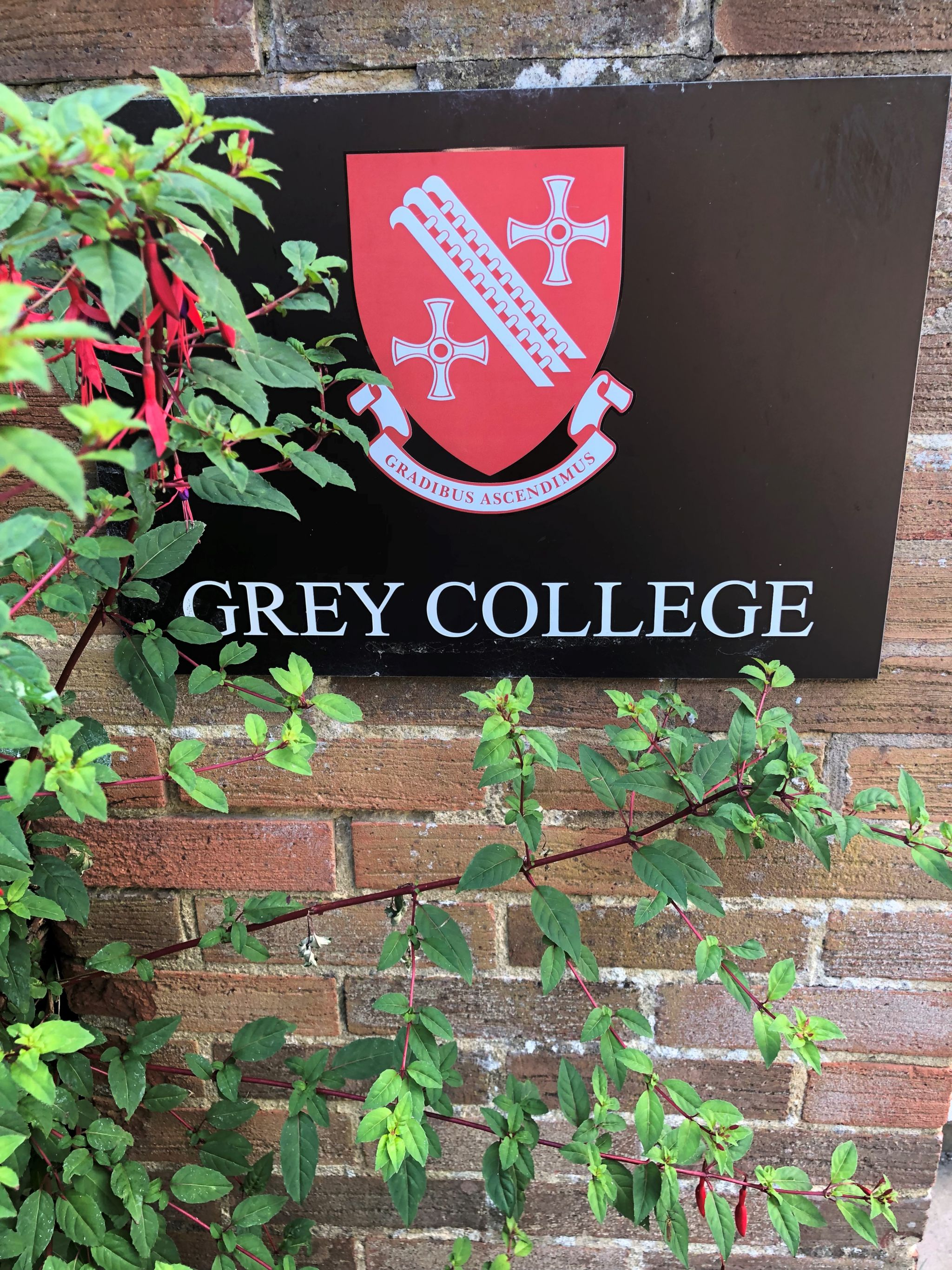 Durham university open day grey college