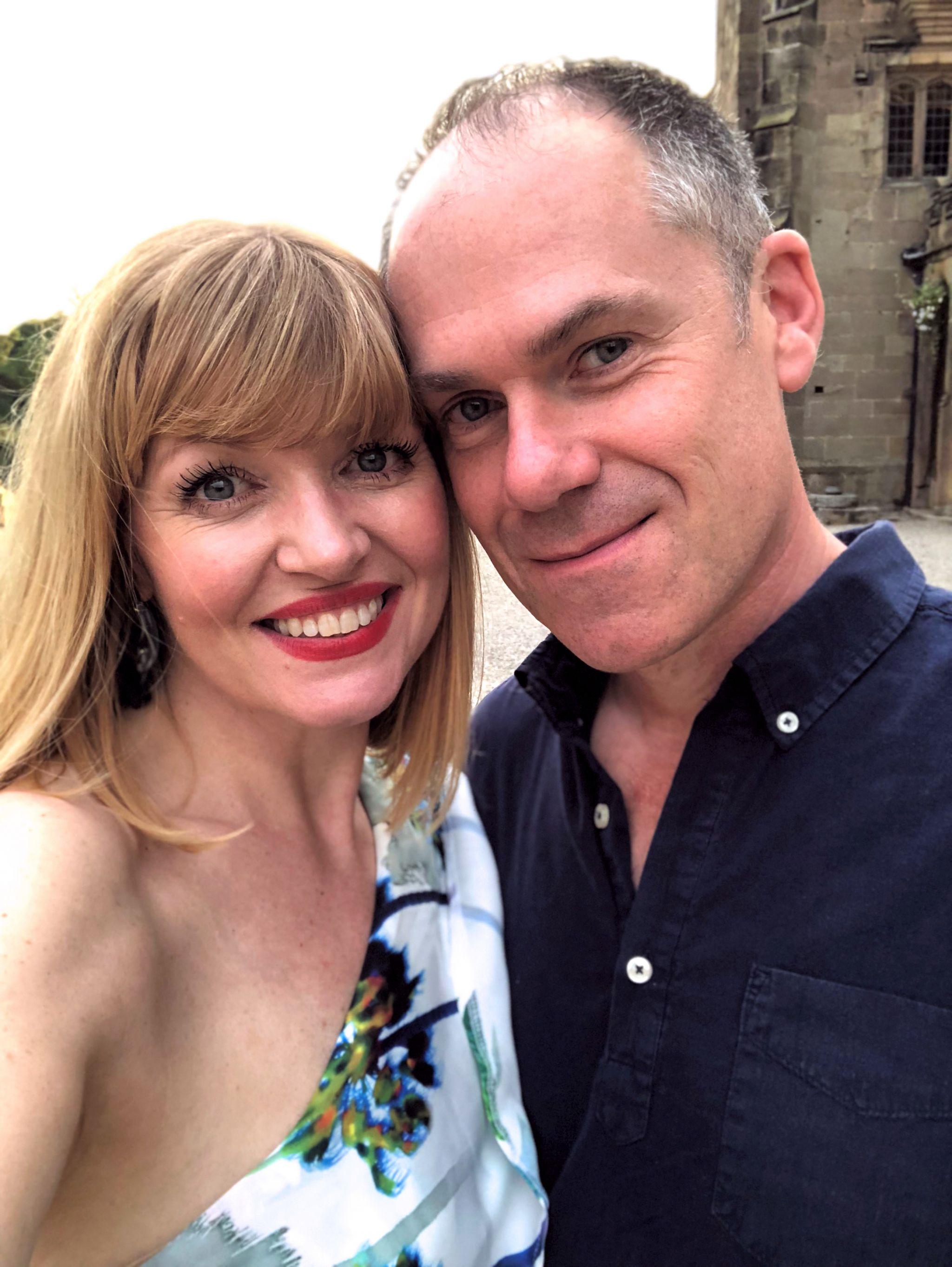 what Lizzy Loves Ian Ripley castle