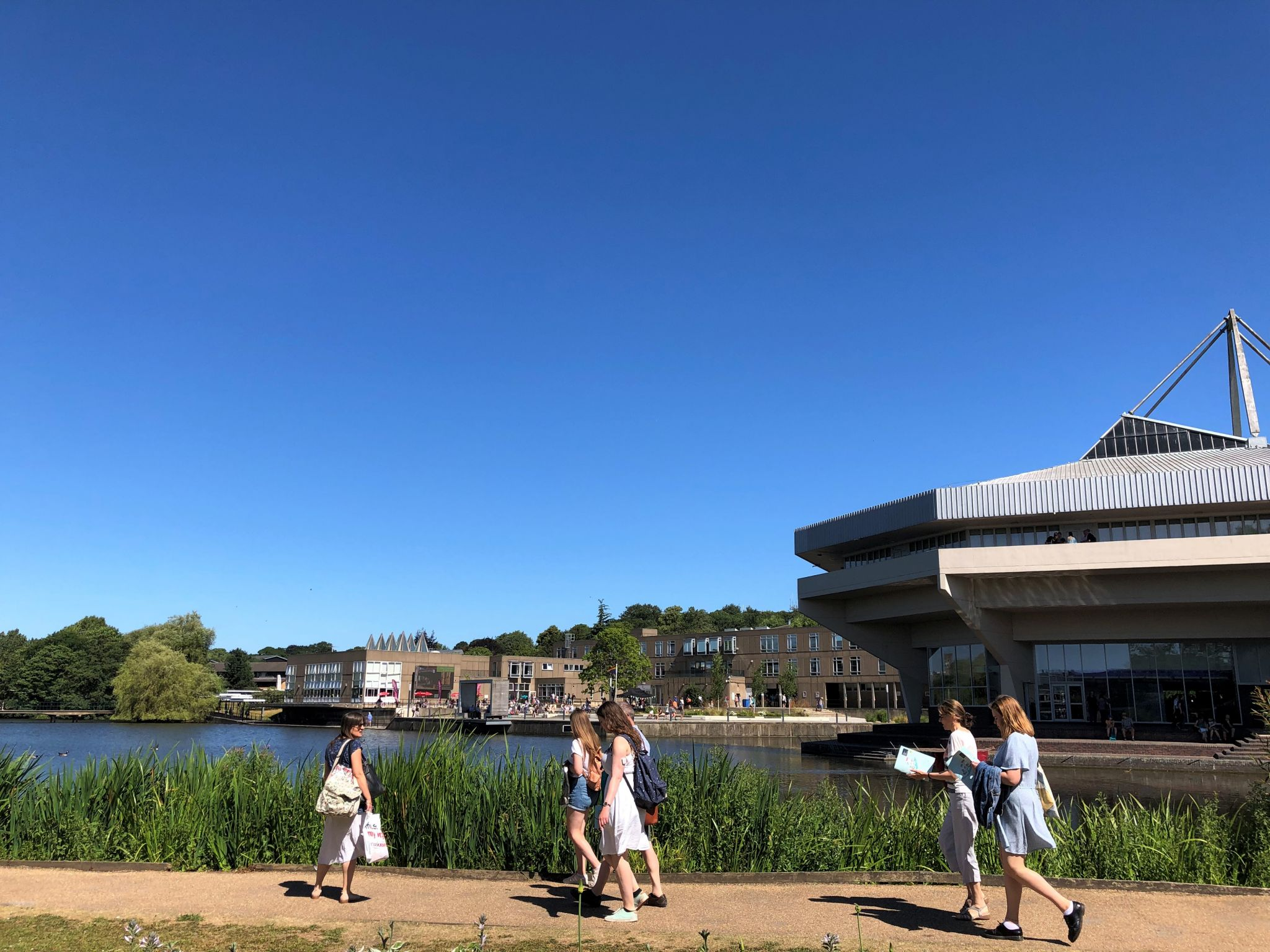York university campus open day