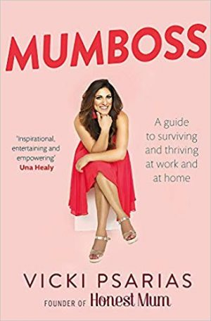 three books by bloggers Mumboss review what lizzy loves