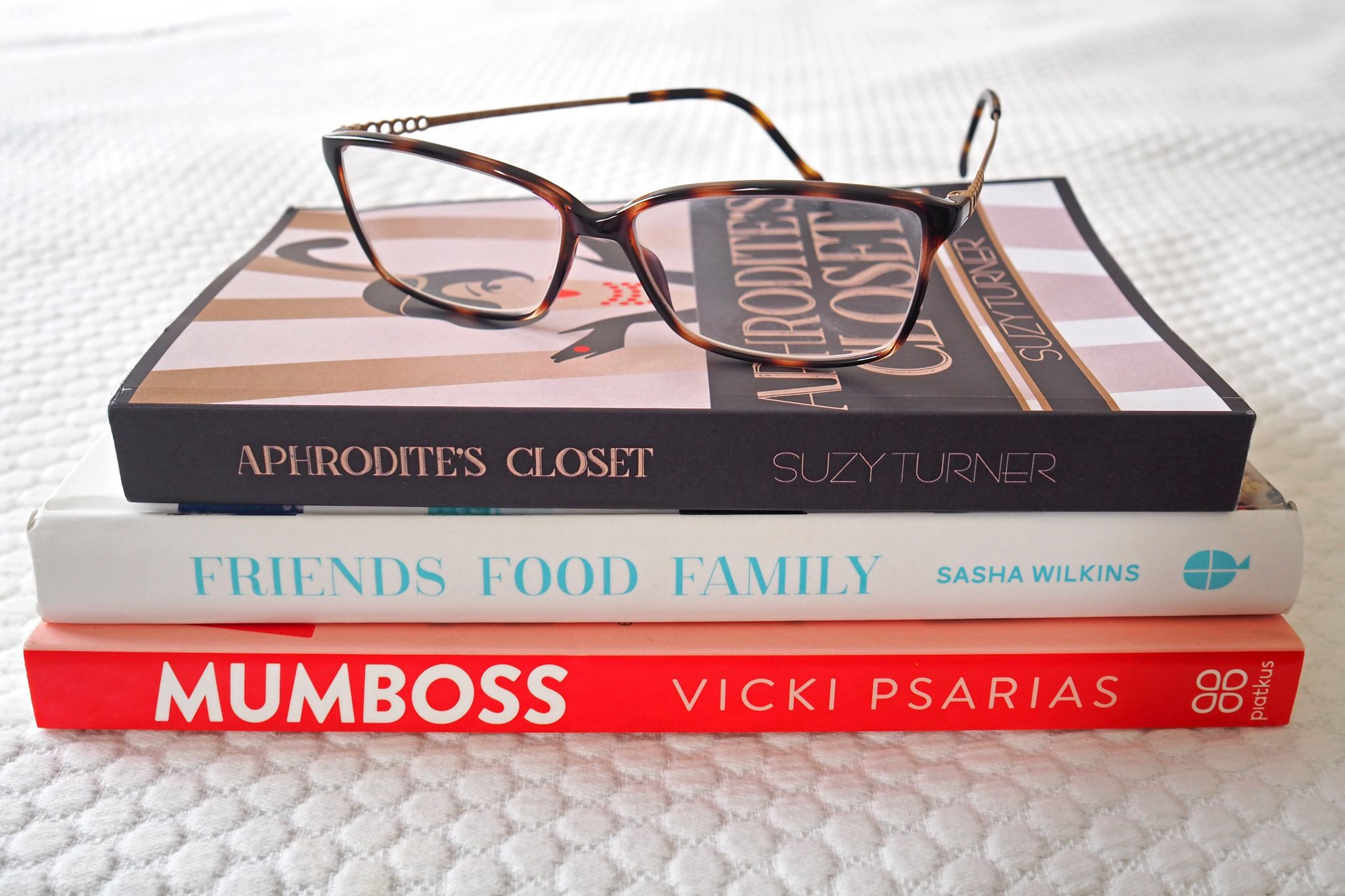 books by bloggers mumboss