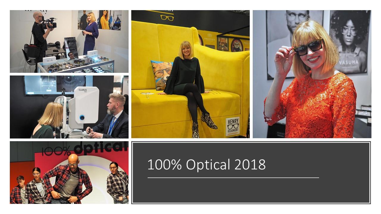 100% Optical 2018
