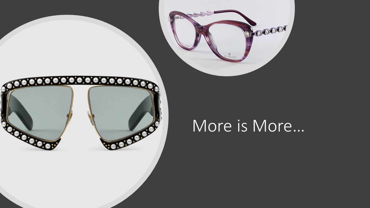 Spectacle frame trends 2019