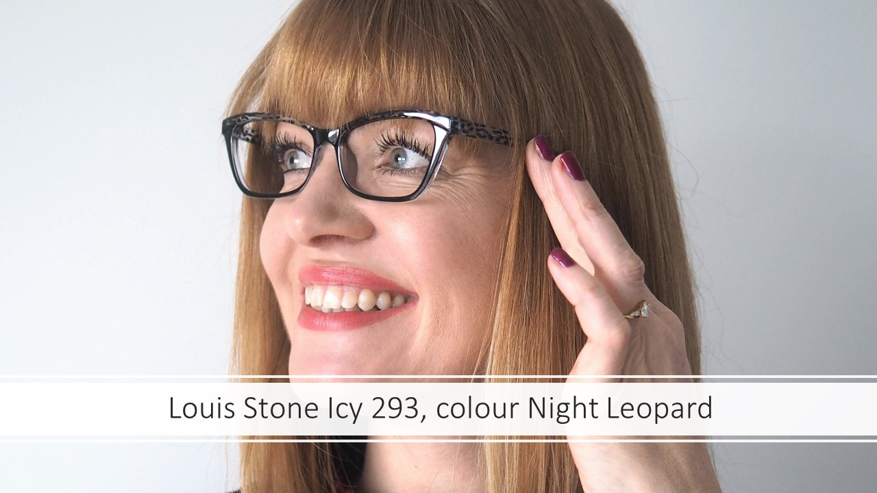 eyewear week Louis Stone frame