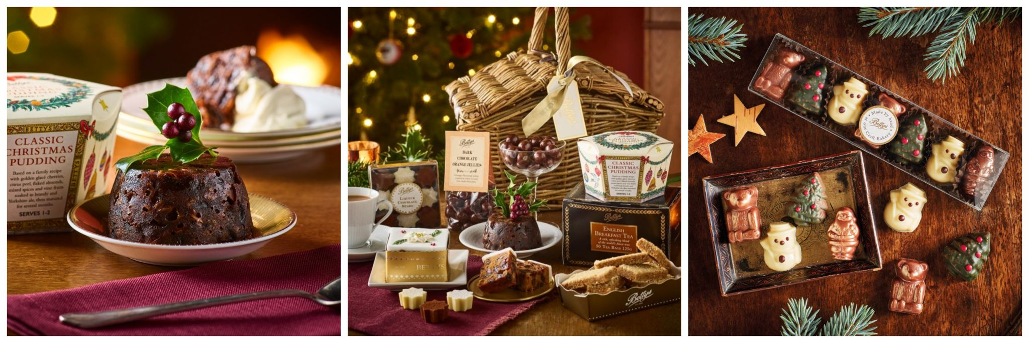 Christmas gift ideas from Yorkshire Bettys