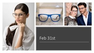 Fe 31st spectacle frames, sustainable wooden frames