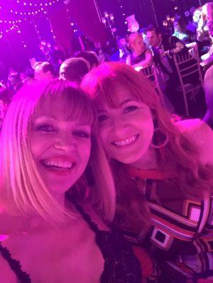Vuelio blog awards 2018 girly trip to London