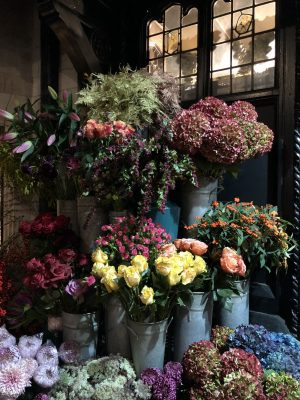 Liberty London flowers