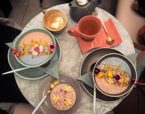 Brunch feya cafe London