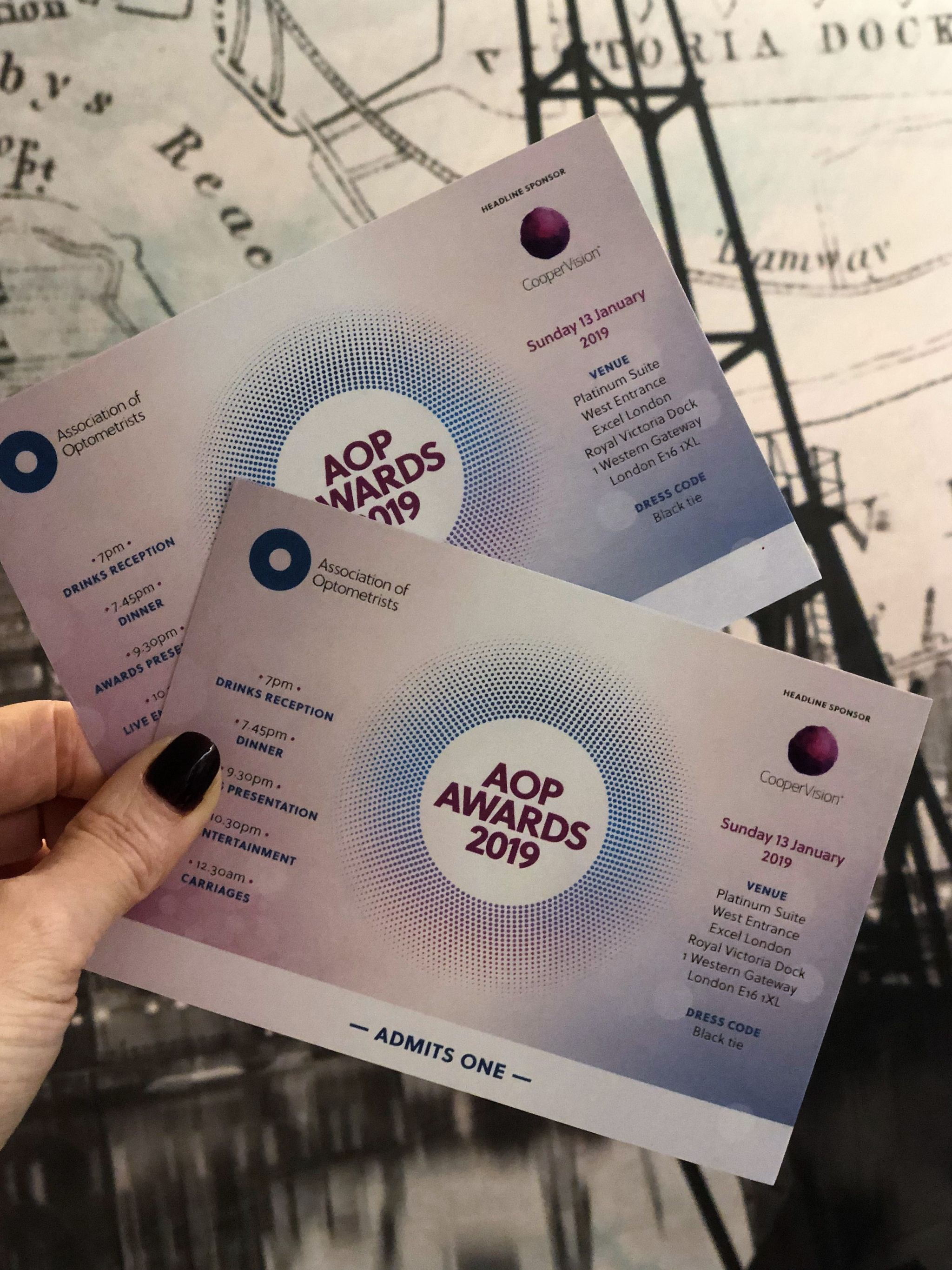 100% Optical 2019 AOP awards