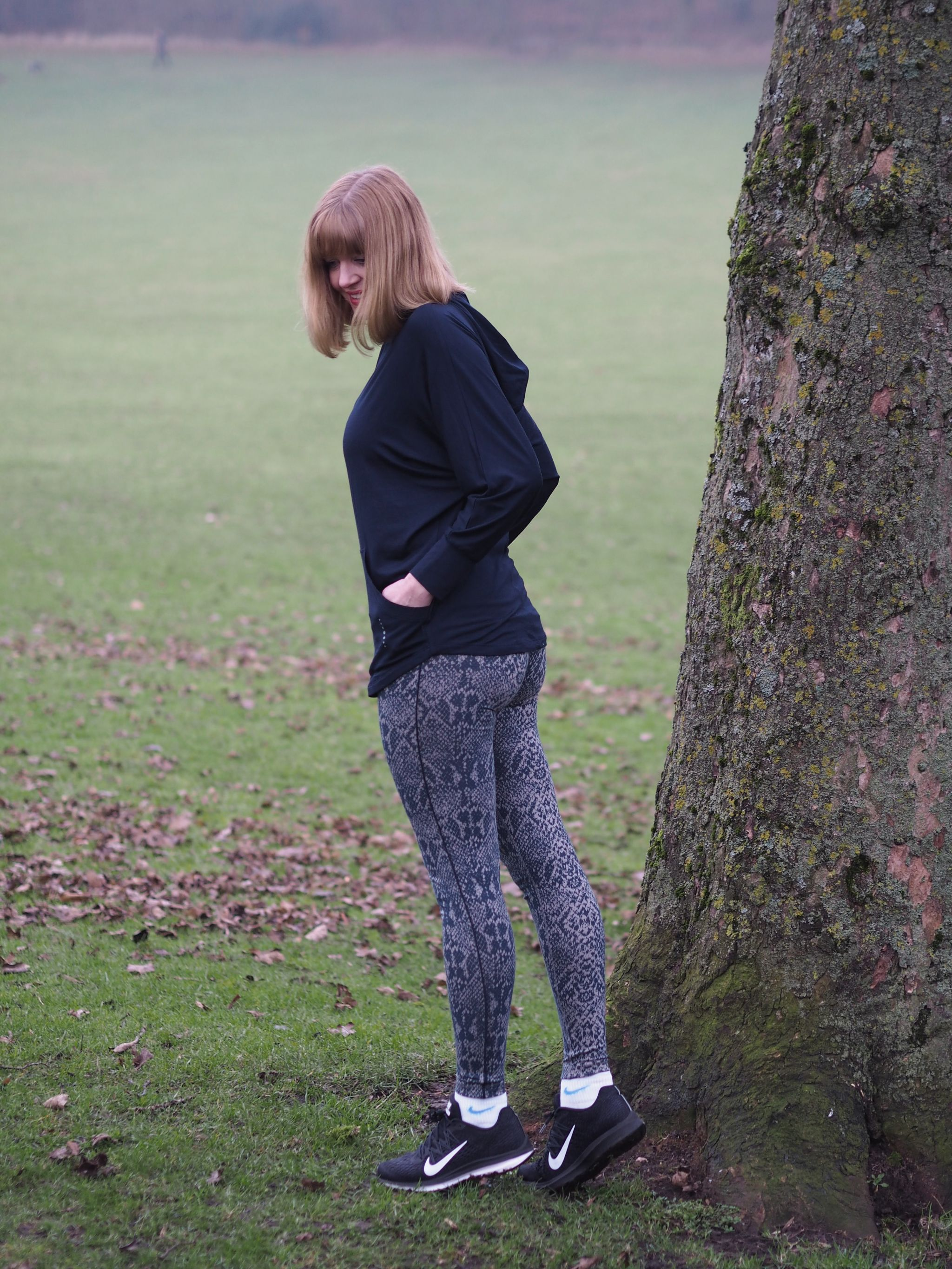 couch to 5K sustainable activewear