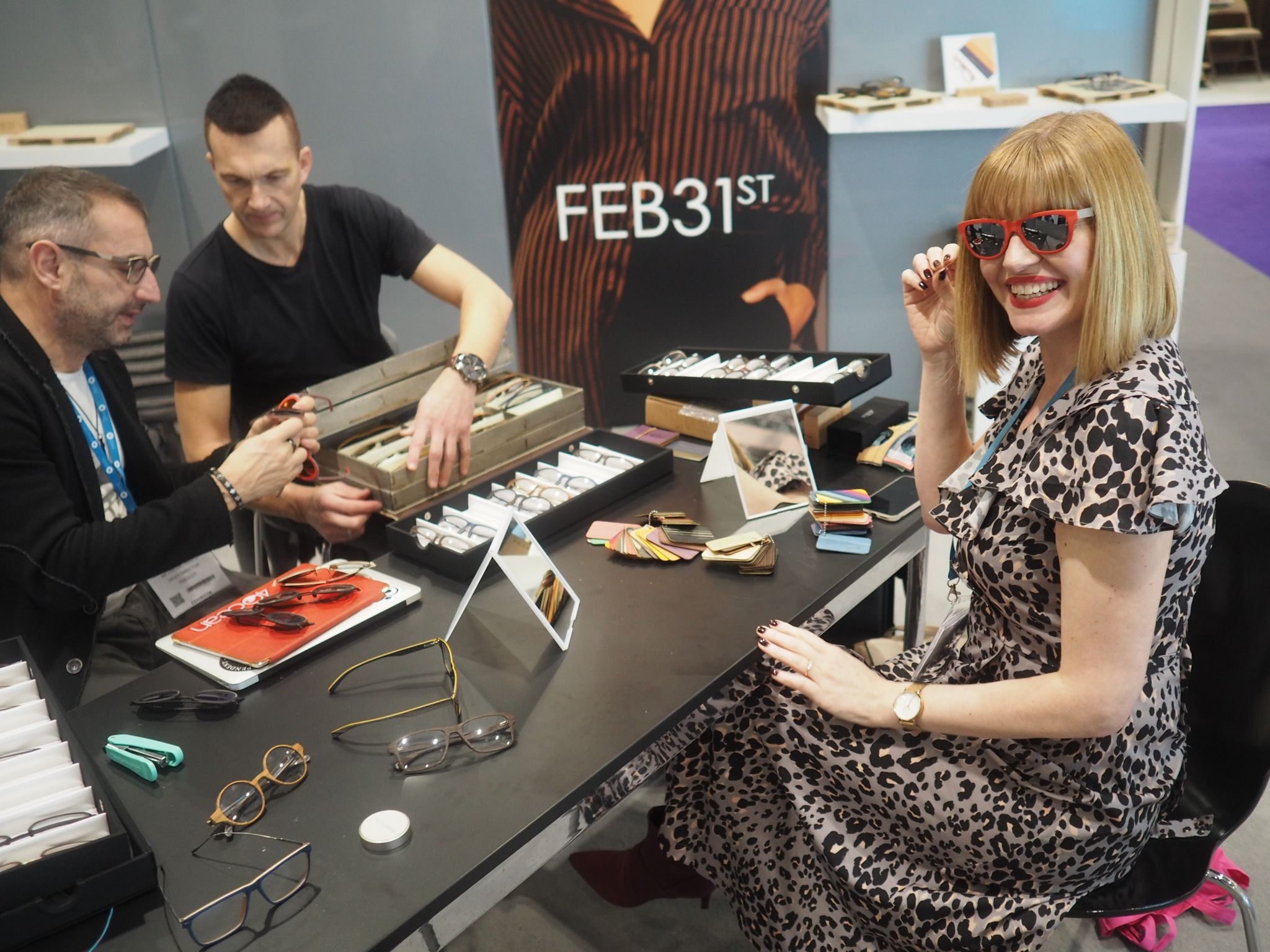 feb31st bespoke sustainable eyewear