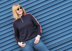fresh for pandas half-wood green sunglasses sustainable rainbow sweater trainers