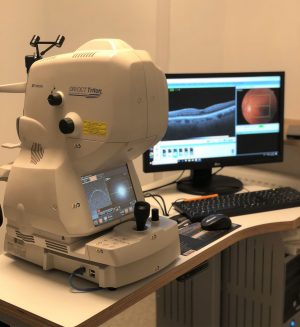back in optometric practice after a career break