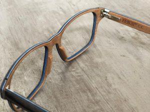 feb 31st bespoke wooden gents eyewear