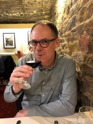 Le Caveua wine pairing tasting menu