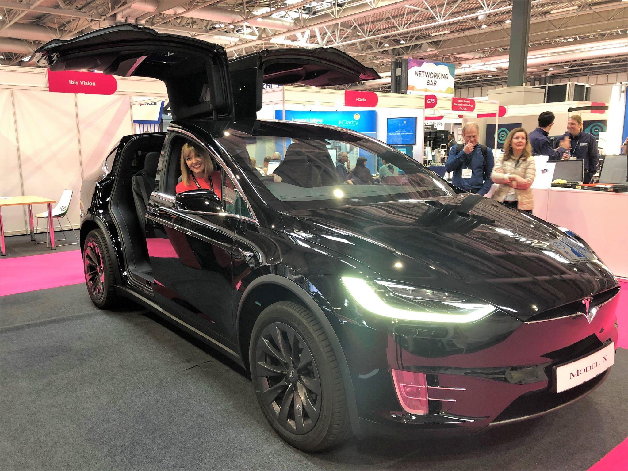 Optrafair 2019, Tesla