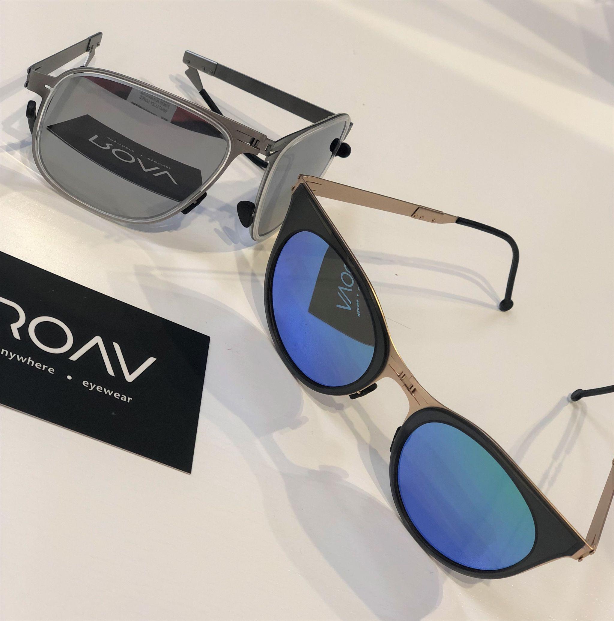 Optrafair 2019 Bondeye Optical ROAV
