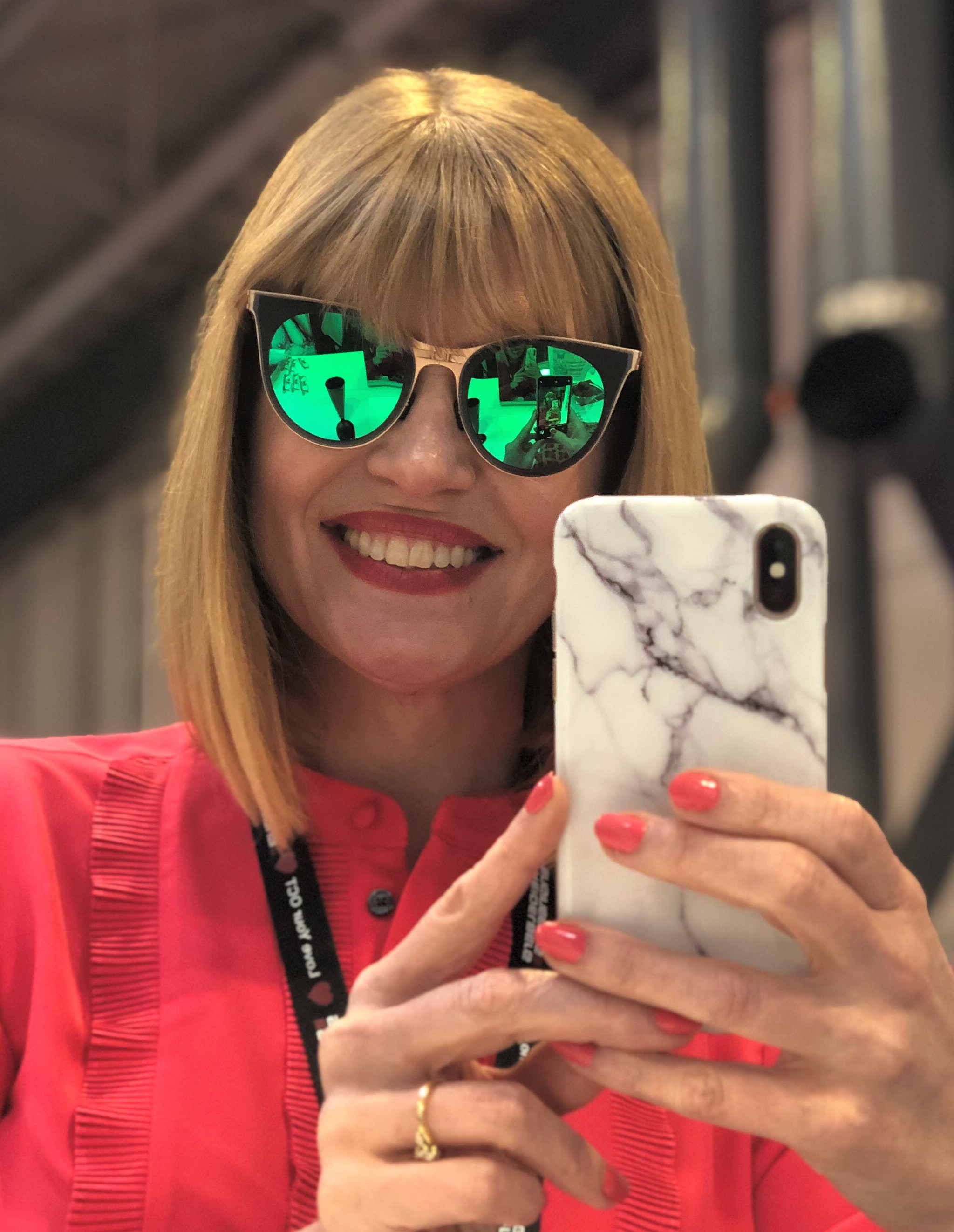 Optrafair 2019 Bondeye Optical ROAV sunglasses