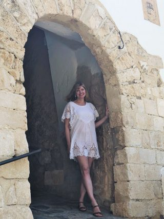 Portal de san jose in Guadalest